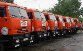 Ассортимент наших грузовиков