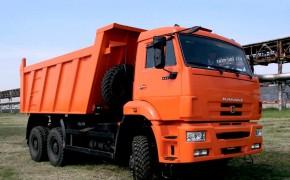 КамАЗ 6522 (6х6)