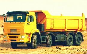 КамАЗ 65201 (8x4)