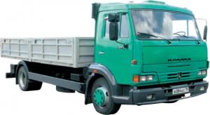 КамАЗ 4308-A3 (4х2)