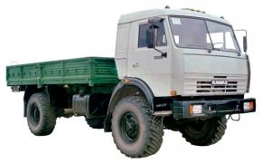 КАМАЗ 4326 (4х4)